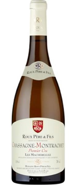 Chassagne-Montrachet ~ Domaine Roux
