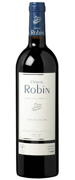 Côtes de Castillon ~ Château Robin