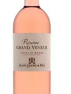 Côtes du Rhône ~ Domaine Grand Veneur Reserve Rosé