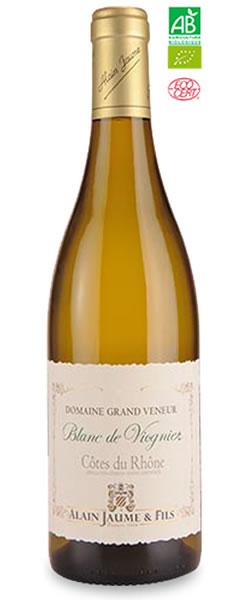 Côtes du Rhône ~ Domaine Grand Veneur - Viognier