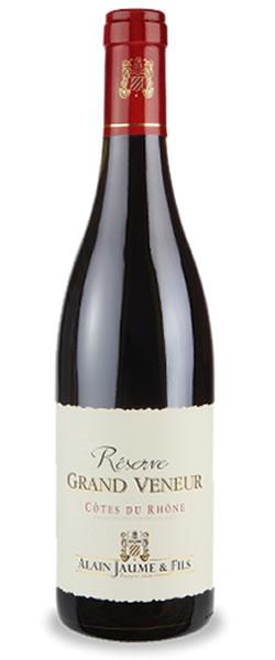 Côtes du Rhône ~ Réserve Grand Veneur Vignobles Alain Jaume