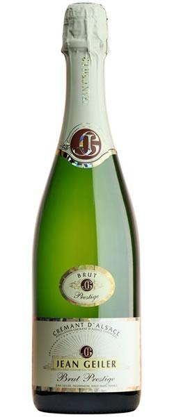Crémant d'Alsace ~ Domaine Jean-Geiler Brut Prestige NV