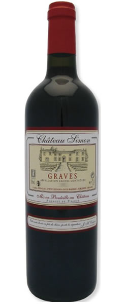 Graves ~ Château Simon