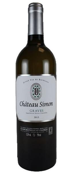 Graves Sec ~ Château Simon