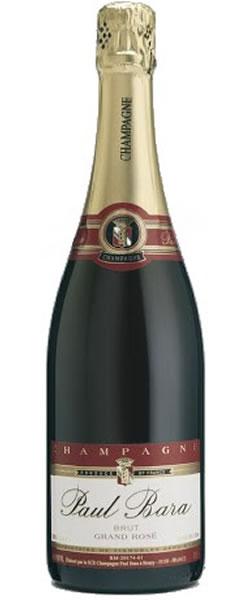Paul Bara Grand Cru 'Bouzy' Rosé NV (Half Bottle)