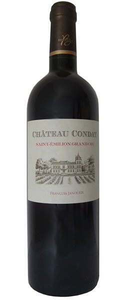 Saint-Émilion ~ Château Condat (Magnum)