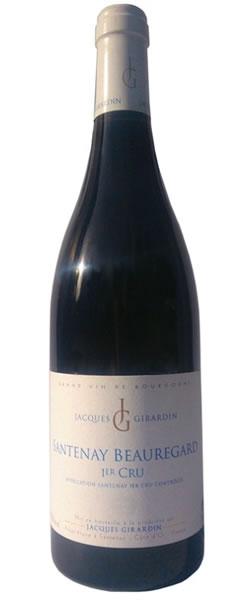 Santenay 1er Cru 'Beauregard' ~ Domaine Jacques Girardin