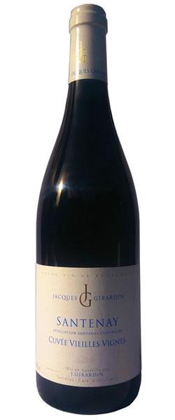 Santenay 'Vieilles Vignes' ~ Domaine Jacques Girardin