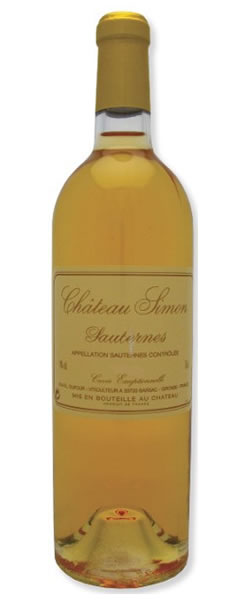 Sauternes ~ Château Simon Tradition (Half Bottle)