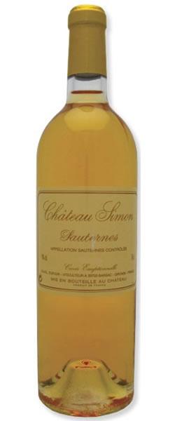 Sauternes ~ Château Simon Tradition