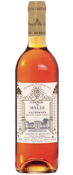 Sauternes ~ Château de Malle