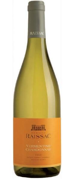 Vin d'Oc ~ Domaine de Raissac - Chardonnay/Vermentino