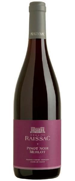 Vin d'Oc ~ Domaine de Raissac - Pinot Noir/Merlot