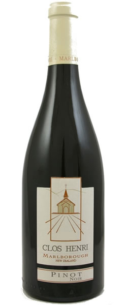 Marlborough Clos Henri Pinot Noir